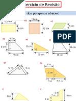 Exercício de Revisão Geometria