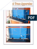 Pin Joint Truss Apparatus