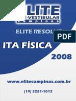 ELITE Resolve Fisica ITA 2008