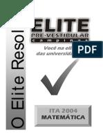 Ita 04 Mat ELITE