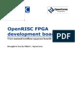 Ordb2a Ep4ce22 User Manual