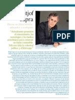 Entrevista a Fritjof Capra