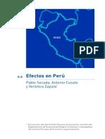 Efectos en Peru - En Contribucion Del Sistema Privado de Pensiones Al Desarrollo Economico de Latinoamerica