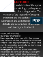 05. Deformations and Defects of the Upper and Lower Jaws