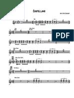 Castellano - 2 horns + Rhythm