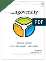 Lingoversity Manual de Uso Español