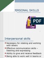 Interpersonal Skills Presentation