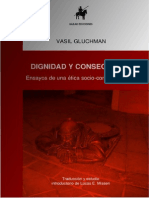 Gluchman 2014 Dignidad y Consecuencias (Kazak Ediciones)