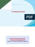 Tema 1 - El Trabajo Del Futuro