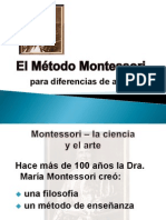 Montessori for LD 2014SPANISH