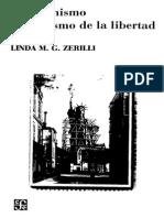 Zerilli, Linda M G - El Feminismo Y El Abismo de La Libertad