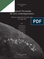 BELTRAME, Carlota (Ed.). Manual Tucuman de Arte Contemporaneo