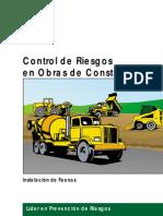 Control de Riesgos en Obras de Construcción