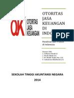 Otoritas Jasa Keuangan Di Indonesia