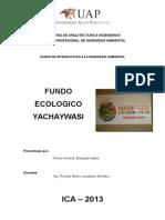 Fundo Ecologico Yachaywasi