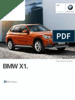 Ficha Tecnica Bmw x1 Sdrive20ia Sport Line Automatico 2015