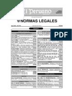 Ley Trata Peru