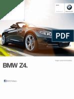 Ficha Tecnica Bmw z4 Sdrive35is m Sport Automatico 2015