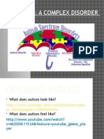 Autism Final presentation (
