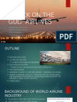 Managerial Economics Presentation on Gulf Airlines