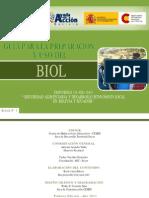 Guía Para La Preparación de Biofertilizante