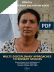 Multidisciplinary Approaches to Romany Studies