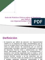 Guía de Práctica Clínica Sobre El Trastorno Por