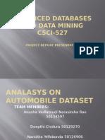Advanced Database Ppt