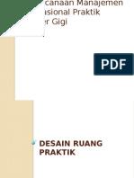 Perencanaan Manajemen Operasional Praktik Dokter Gigi