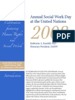 2008 Annual Social Work Day