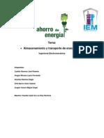Almacenamiento de Energia Termica