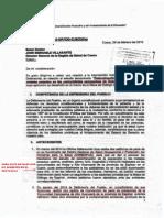 INFORME Y RECDOMENDACIONES DE LA DEFENSORIA DEL PUEBLO CUSCO ANTE LA PRESENCIA DE METALES PESADOS EN ESPINAR CUSCO