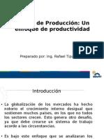 Costos de Produccion - SENATI 1