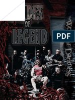 Dudes of Legend (Free Sample)