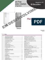 Manual Servicos Refrigeradores DF52-DF52X-DFW52-DW52X Rev00a Mar13
