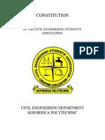 Constitution of Cesa-kdua Poly