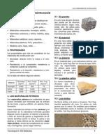 Materiales de Construccion Apuntes y Actividades
