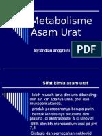Metabolisme as.urat