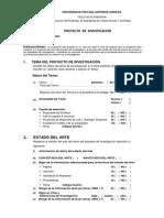 Examen Proyecto de Investigacion ICSI 2015
