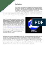 UFC:Moderna de Gladiadores
