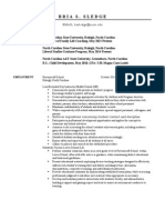 mls 501-career counseling and development-resume