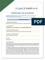 Huella Ecologica - Planificador de Proyecto