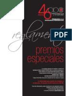 Reglas Premios Especiales 2015