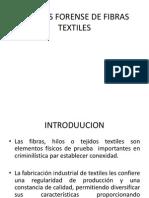Fibras Textiles