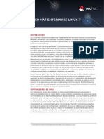 Novedades RedHat Enterprise7