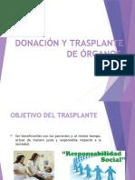 bioetica en Trasplante de Organos