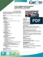 Proceso de Combustión de Hornos Calentadores y Calderas