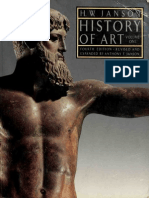 History of Art by HW Janson, Vol 1 4th Ed (Art eBook)