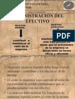 PRESENTACION ADINISTRACION FINANCIERA