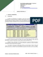 Mxdulo 1 Editor de Coordenadas